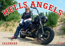 Hells Angels Original 81 Support Kalender 2014 Germany Calendar BRM