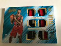 2015-16 Absolute Tools of the Trade Rookie Materials #22 Bobby Portis 08/49 RC