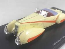 1934 Cadillac V16 Hartmann Roadster byTruescale Miniatures  TSM144357