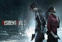 [Xbox] Resident Evil 2- ATM-4 Rocket Launcher w/ Unlimited Ammo-GUARANTEED!!