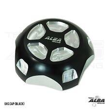 Polaris RZR   Gas Cap  Billet aluminum  Alba Racing  Black  400-T7-B