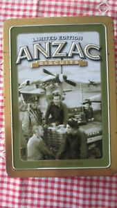 "LIMITED EDITION ANZAC BISCUIT TIN ""Korean War 1950- 1953"