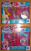 MY LITTLE PONY - THE MOVIE - GLITTER CELEBRATION -  SEAPONY FIGURES   ***NEW***