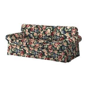 Ikea cover set for Ektorp 3-Seater Sofa in Lingbo Multicolour  504.033.77
