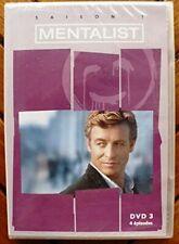 The mentalist - Saison 1 - DVD 3 (4 épisodes) [dvd]