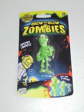 Grow and Glow ZOMBIES Glow in the Dark Toy NEW