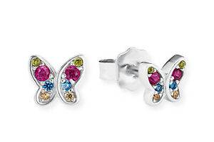 S.Oliver Jewelry Kids Earrings Butterfly 2020868