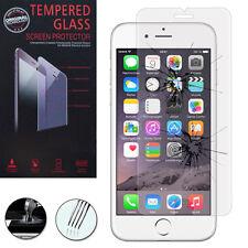 Vidrio protección para Apple iPhone 6/ 6s Cristal real Protector De Pantalla