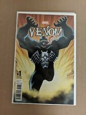 Venom #1 2017 1st APPEARANCE LEE PRICE Marvel NOW! NM! Lim Variant!