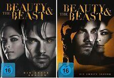 12 DVDs * BEAUTY & (AND) THE BEAST - STAFFEL / SEASON 1 + 2 IM SET - # NEU OVP +
