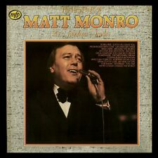 MATT MONRO - THE VERY BEST OF - 20 FABULOUS TRACKS - SPAIN LP EMI / MFP 1982