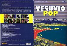 VESUVIO POP - La Nuova Melodia Canzone Napoletana (Digipack) SIGILLATO DVD + CD