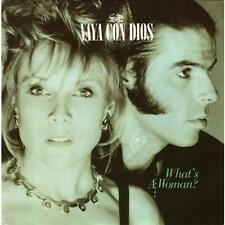 VAYA CON DIOS 7'' What's A Woman? - BELGIUM