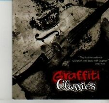 (DI557) Graffiti Classics, Comedy String Quartet, 4 tracks - 2012 DJ CD