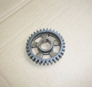 BSA BANTAM D1,D3,D5,D7,D10 ALL 3 SPEED 1ST GEAR LAYSHAFT 32T