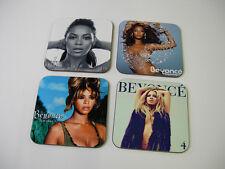 Beyonce Album Cover COASTER Set
