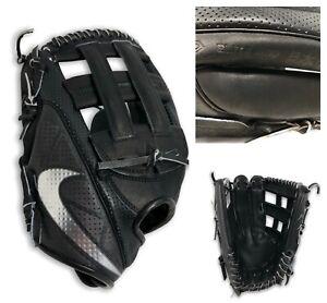 """Nike Hyperfuse MVP Elite Pro Baseball Glove 12.75"""" Black Left Hand Throw (NEW)"""