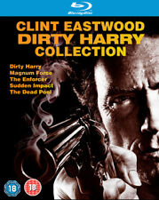 Dirty Harry Collection DVD (2009) Clint Eastwood ***NEW***
