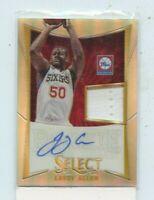 LAVOY ALLEN 2012-13 Panini Select Rookie Jersey Auto Autograph #D /199