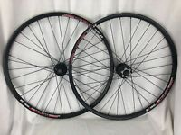 DT Swiss X430 Set Disc Rim 32 Spoke Black 6 bolt ETRTO 559 X 17 ERD 545 mm