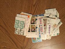 Mint US Postage Stamos (Blocks of 4)
