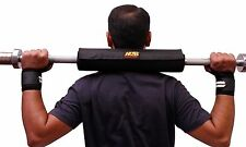 """16"""" BARBELL WEIGHT LIFTING SUPPORT PROTECTION PAD GYM EXERCISE TRAINING BAR PAD"""