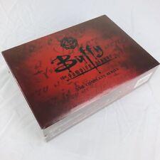 Buffy The Vampire Slayer - Complete Series 39-Disc DVD Box Set - All Seasons 1-7