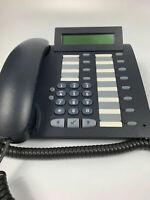 Siemens optipoint 410 Standard Telefon Systemtelefon Schwarz Rechnung 19% MwSt