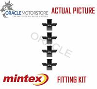 NEW MINTEX FRONT BRAKE PADS ACCESORY KIT SHIMS GENUINE OE QUALITY MBA1157