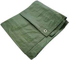 Heavy Duty copertura impermeabile forte Terra Foglio 12' x 18' TELONE-Verde