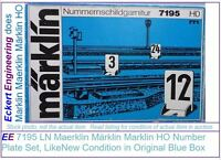 EE New Tabs for Märklin Marklin 5004 3rd Rail Signal Connectors Pk//2  No Wires