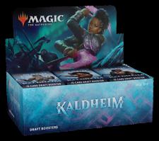 Kaldheim проекта дополнительная коробка-Magic the Gathering-совершенно новый! наш preorders корабль быстро!