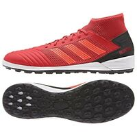 Chaussures de foot adidas Predator 19.3 Tf M D97962 rouge rouge