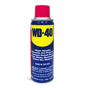 WD-40 Lubricant Moisture Protector Rust Remover All-Purpose Aerosol Can 5.5oz