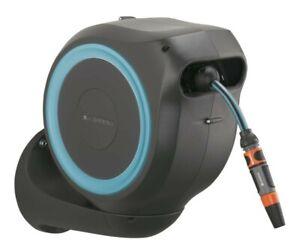 Schlauchaufroller Schlauchtrommel Wasserschlauchaufroller RollUp S Gardena 2085