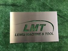 Lmt Wall Sign