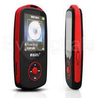 NEW RED RUIZU 20GB BLUETOOTH SPORTS LOSSLESS MP3 MP4 PLAYER MUSIC VIDEO FM +