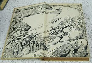 Huckeberry Finn Book, by Mark Twain. Vintage 1948 Hardback Book.  ref632