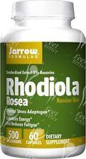 Rhodiola Rosea, 500mg x60caps Kapseln - 5% rosavine extra Potenz