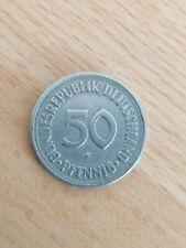Pfennig Deutsche Mark 1950 F, Sammler, DM, Rar,Sammler,