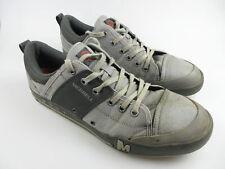 Men's MERRELL 'Rant Edge' Sz 10 US Shoes Grey Sneakers VGCon | 3+ Extra 10% Off