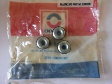 CHEV,OLDS,PONT,CAD,BUICK,GMC 1962-80 NOS GM W/SHIELD  MOTOR MOUNTING GROMMETS