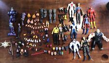 Custom Action Figure Fodder Lot Marvel Legends DC Neca