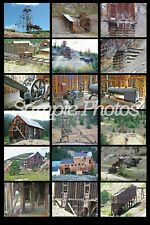 The No Frills Prototype Picture Guide to Modeling Ore Mines and Mills 5 Cd Set