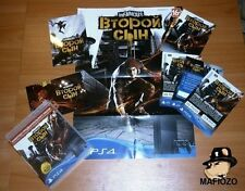 Infamous: Second Son (PS3) Promotional Gift Set Russian. NEW!!!