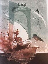 PETER VELIKOV / Bulgaria , Ex Libris , Limited Ed. 14/50