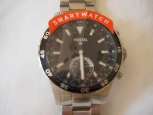 Fossil Men's Smartwatch Q Crewmaster