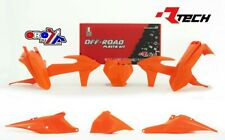 KTM SX SX-F ORANGE PLASTICS 125 250 350 450  2016 2017 2018