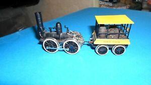 locomotive a vapeur The DeWitt Clinton BACHMANN echelle HO (020) us 040