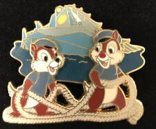 Disney Le 1500 Chip Dale Nautilus Sailor Limited Edition Pin